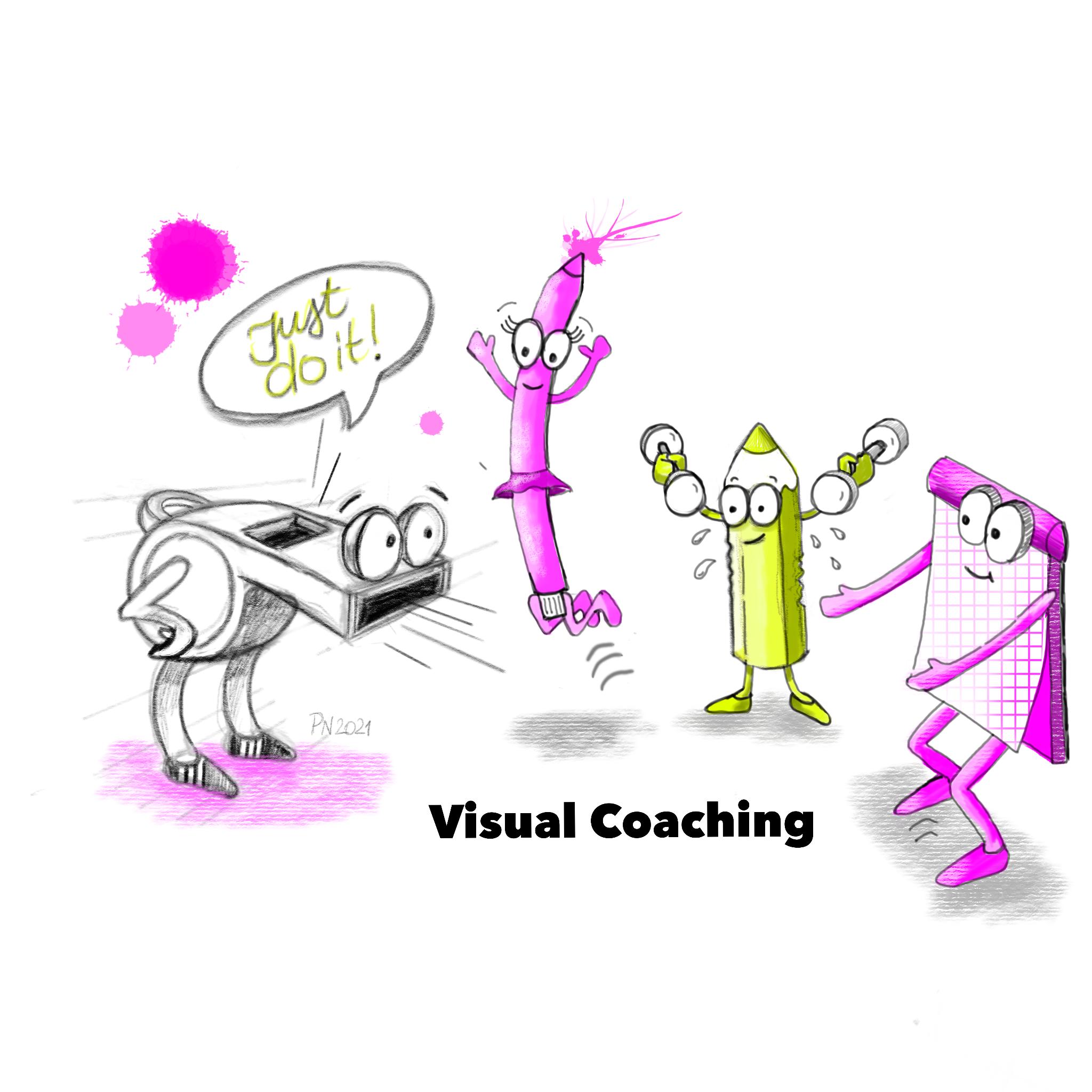 Easy Business-Zeichnen lernen